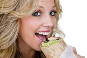 Try healthy chicken burritos for a delicious meal